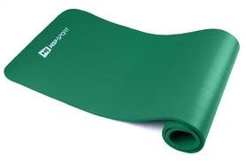 Мат для фитнеса Hop-Sport HS-4264 - зеленый, 1,5 см