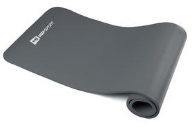 Мат для фитнеса Hop-Sport HS-4264 - серый, 1,5 см
