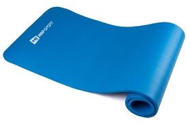 Мат для фитнеса Hop-Sport HS-4264 - голубой, 1,5 см