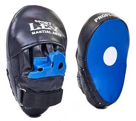 Лапа изогнутая стрейч Lev UR LV-4292-BL (25x18x7 см) - синяя, 2 шт