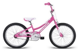 "Велосипед детский BMX Radius Dreamin AL 2018 - 20"", рама - 10"", розовый (SKD-68-62)"