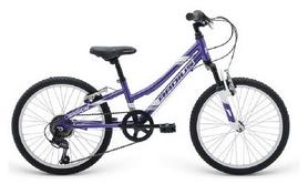 """Велосипед детский Radius Ponyridge AL 2018 - 20"""", рама - 10,5"""", фиолетовый (SKD-12-88)"""