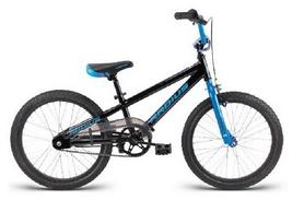 """Велосипед детский BMX Radius Primo AL 2018 - 20"""", рама - 10"""", черный (SKD-98-00)"""