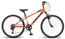 """Велосипед подростковый Radius Leopard 2018 - 24"""", рама - 13"""", оранжевый (SKD-62-83)"""