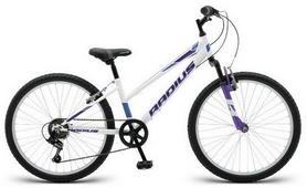 "Велосипед подростковый Radius Lynx 2018 - 24"", рама - 13"", белый (SKD-06-96)"