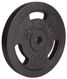 Фото 2 к товару Диск стальной Hop-Sport - 31 мм, 20 кг