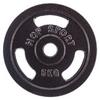 Диск стальной Hop-Sport - 31 мм, 5 кг - фото 1