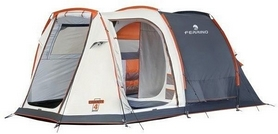 Палатка четырехместная Ferrino Chanty 4 Deluxe White/Gray