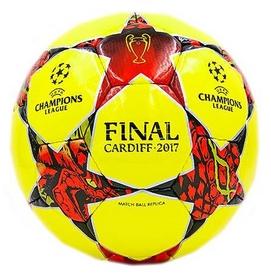 Мяч футбольный Star Champions Leagues, желто-красный, №4