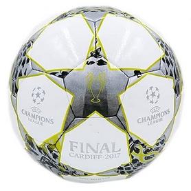Мяч футбольный Star Champions Leagues, бело-серый, №4
