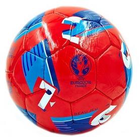 Мяч футбольный Star Euro-2016, красно-синий, №5