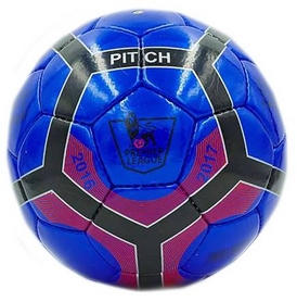 Мяч футбольный Star Euro-2016, черно-синий, №5