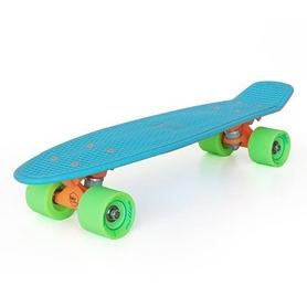Скейтборд детский Baby Miller S01BM0021, голубой