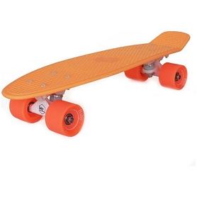Скейтборд детский Baby Miller S01BM0024, оранжевый