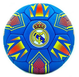 Мяч футбольный Star Madrid, сине-оранжевый, №5