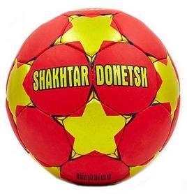 Мяч футбольный Star Шахтер-Донецк, красно-желтый, №5