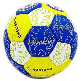 Мяч футбольный Star Chelsea, сине-желтый, №5