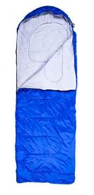 Мешок спальный (спальник) Green Camp OUT-250 - синий, 230 см * 75 см - Фото №2