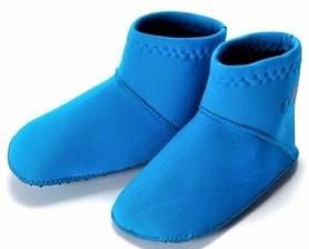 Носки неопреновые для бассейна и пляжа Konfidence Paddler синие
