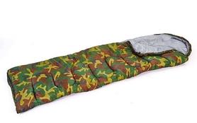 Мешок спальный (спальник) Mountain Outdoor SY-4062 камуфляж