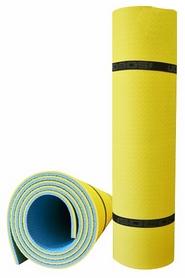 Коврик туристический Izolon Optima Light 16, желтый
