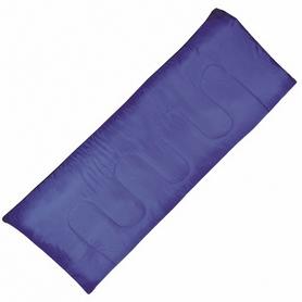 Мешок спальный (спальник) Highlander Sleeper - синий, левый, 200/+10°C (924270)