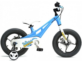 "Велосипед детский RoyalBaby Mgdino - 14"", синий (RB14-21-BLU)"