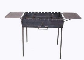 Мангал раскладной Dacha на 9 шампуров, 3 мм