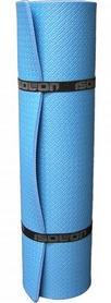 Коврик для йоги (йога-мат) Izolon Yoga Lotos, синий