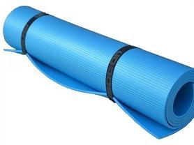 Коврик для йоги (йога-мат) Izolon Yoga Master, синий