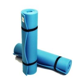 Коврик для фитнеса Izolon Sport 5 - синий, 5 мм