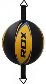 Груша боксерская RDX на растяжке без крепления с мягким жгутом