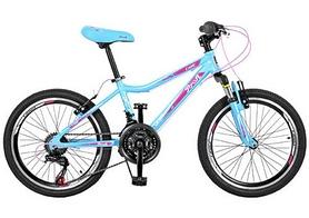 """Велосипед детский Profi Care A20.2 - 20"""", рама - 12"""", голубой (GW20CARE A20.2)"""