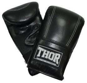 Перчатки снарядные Thor 605 PU черные