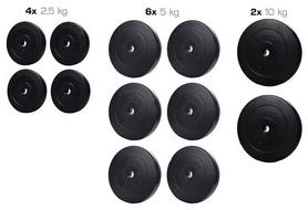 Набор дисков композитных Elitum TITAN В - 120 кг