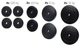 Набор дисков композитных Elitum TITAN В - 40 кг