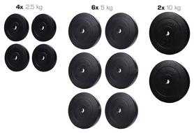 Набор дисков композитных Elitum TITAN В - 60 кг