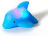 Игрушка для ванной Konfidence Flashing Blinkies Dolphin (FFB02-24)