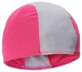 Шапочка для плавания детская Konfidence Child розовая (SH02-07)