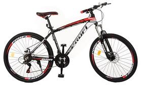 """Велосипед горный Profi Format A26.1 - 26"""", рама - 17"""", красный"""