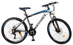 """Велосипед горный Profi Format A26.2 - 26"""", рама - 17"""", синий (EB26FORMAT A26.2)"""