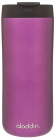 Термочашка стальная Aladdin - фиолетовая, 350 мл (6939236339407)