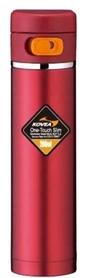 Термос Kovea One-touch Slim - красный, 200 мл (8806372096472)