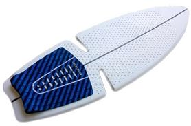 Скейтборд двухколесный (рипстик) Razor RipSurf Blue (283877)