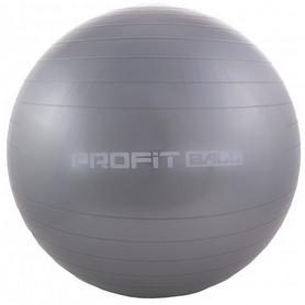 Мяч для фитнеса (фитбол) Profi - серый, 85 см (M0278-1)
