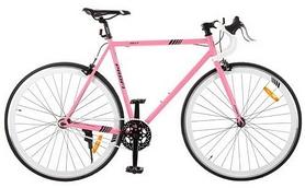 """Велосипед горный Profi - 28"""", рама - 22"""", розовый (G56JOLLY S700C-4H)"""