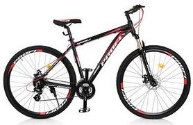 """Велосипед горный Profi - 29"""", рама - 19,5"""", черный (EB29SUPREME2.0 A29.1)"""