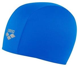 Шапочка для плавания Arena Polyester Jr, голубая (91149-79)