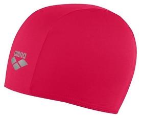 Шапочка для плавания Arena Polyester Jr, розовая (91149-99)