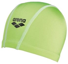 Шапочка для плавания Arena Unix, зеленая (91278-31)